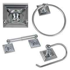 Delaney Hardware - Bathroom Accessories