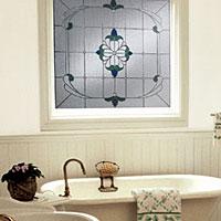 odl decorative glass windows - Decorative Windows