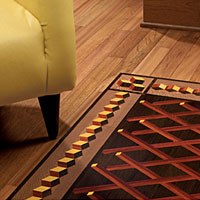 Oshkosh Designs - Inlay Flooring