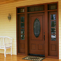 Rogue Valley Door - Wood Entry Doors - Curtis Lumber Co., Inc ...