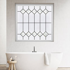 decorative glass windows opaque hylite us block windows company leaded decorative glass